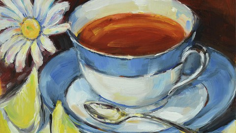 El té en el arte