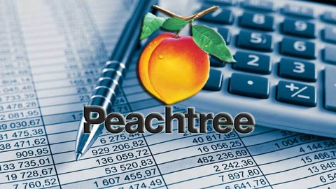 Peachtree Accounting By Sage - A Project Based Training 2021
