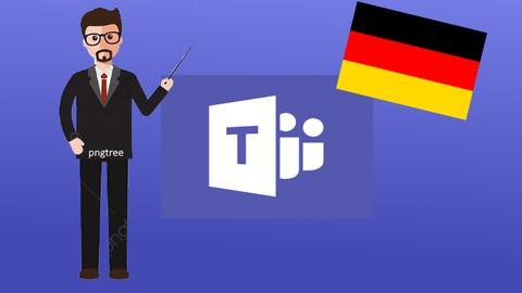 Arbeiten mit Microsoft Teams 2021 | Deutsch