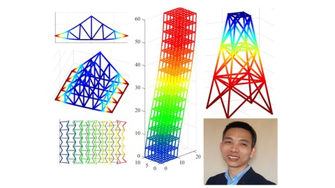 Finite Element Analysis with MATLAB & ANSYS: BEAM STRUCTURES
