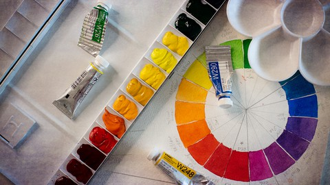 Building an  Ultimate Artist Palette for Watercolor Painting