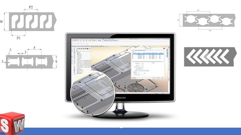 NESTING Works in solidworks