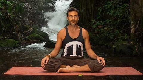 Esteban Salazar teaches The Eight Limbs of Yoga