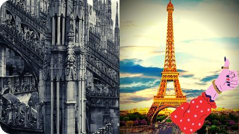 Conociendo la historia de las principales ciudades de Europa