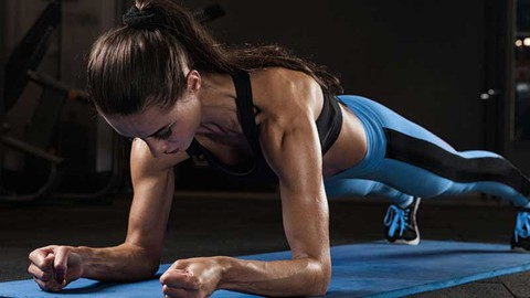 Kadınlara Özel Evde Fitness Grup dersleri Antrenmanları