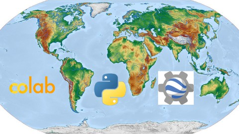 Python with Google Earth Engine and Colab for Beginners