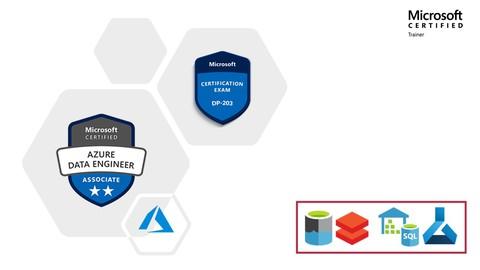 DP-203 Data Engineering on Microsoft Azure 2021 + FREE DP203