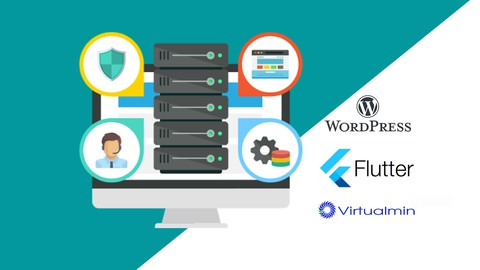 Virtual Private Server (VPS) - WordPress site & Flutter web