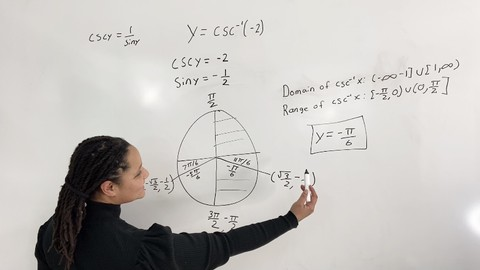Become an Expert in Inverse Trig Functions  University Level