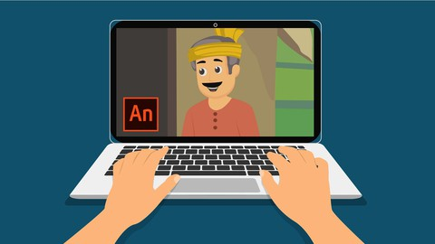 Animate CC Complete 2D Animation Course For Beginner