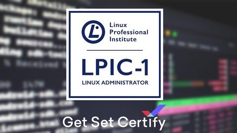LPIC-1: Linux Administrator Practice Tests
