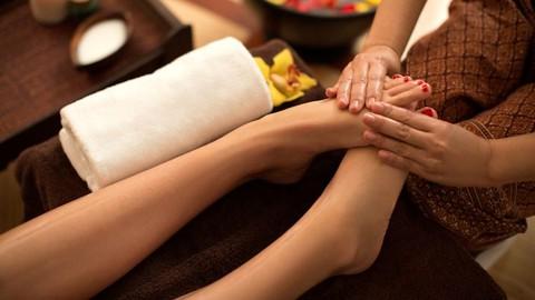Fully Reflexology Certification Massage Therapist Course