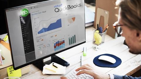 QuickBooks Online Certification : 4 Full Practice Exams 2021