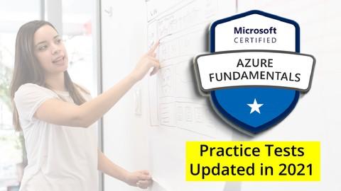 Microsoft Azure Fundamentals Practice Tests -Updated in 2021