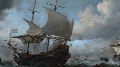 The Great Marine Paintings of the Dutch Golden Age