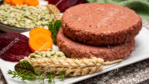 Plant-Based Meat | The future of meats | All level