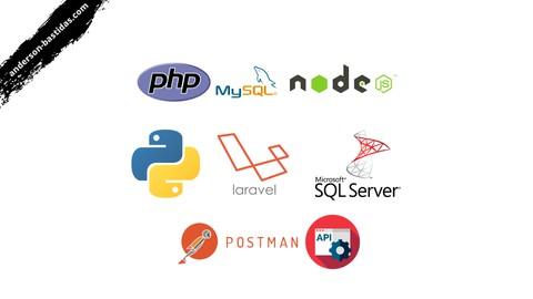 Crea API REST fácilmente con Python, PHP, Laravel o NodeJS