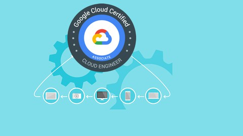 Google Associate Cloud Engineer Practice Exams 2021, +500 Qs