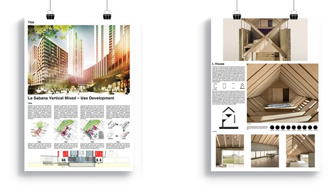 Mimari pafta tasarımı