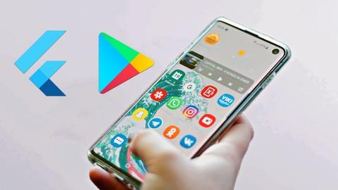 flutter → Google Play :  flutterでスマホアプリを制作 & リリース