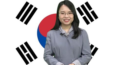 Học tiếng Hàn với cô Phương - Tiếng Hàn sơ cấp 1A