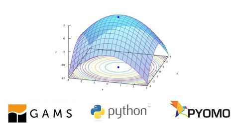 Mathematical Optimization with GAMS and Pyomo (Python)