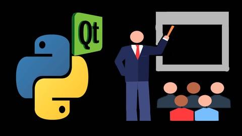 Build School Management System | Python, PyQt5 & Qt Designer