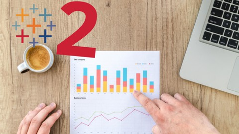 Tableau Desktop - Intermediário - Business Intelligence