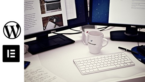 Blogging Course For Beginners with WordPress & Elementor