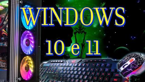 Aprenda Windows 10 e montagem de PC