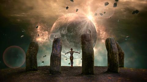 Reiki Cabalistico dei sei sigilli della Luna