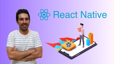 React Native: Learn By Doing Movies App [2021]