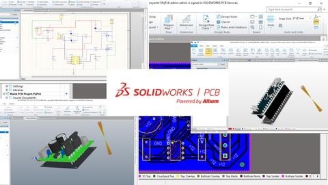 SolidWorks PCB desde cero