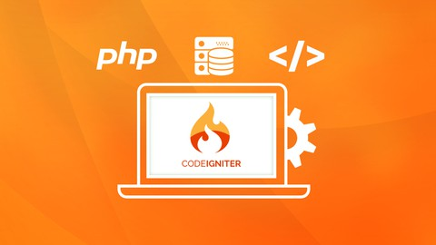 CodeIgniter 4: Create Web Applications using PHP and MySQL