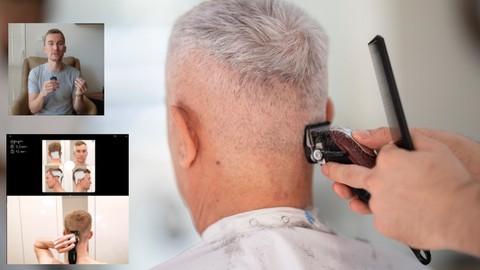 HOMME : Se couper les cheveux soi-même (économique + rapide)