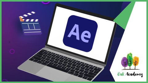 Complete After Effects & UI-UX Design by using Photoshop