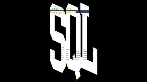 Microsoft SQL Server for Beginners and Intermediate