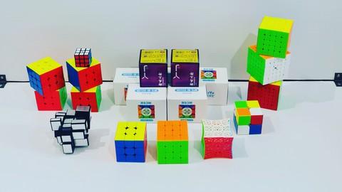 Solve A 3x3 Rubik's Cube Beginner To Intermediate (Best) 2hr