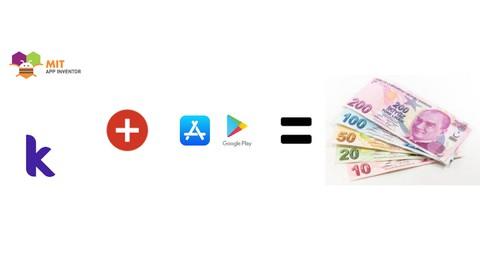 Kodular, Appİnvertor Android uygulama geliştirin