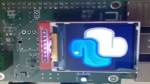 Start Embedded Device Interfacing with Python on RaspberryPi