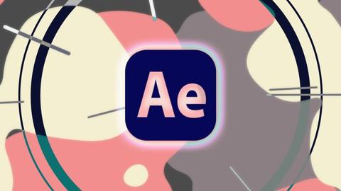 AfterEffects【脱初心者】タイトル・アニメーション8種+課題1種【モーショングラフィックス】