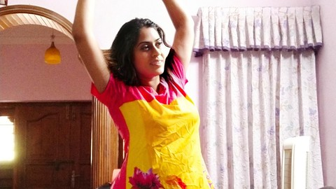 Certified Bharatanatyam Indian Dance as an Exercise Routine