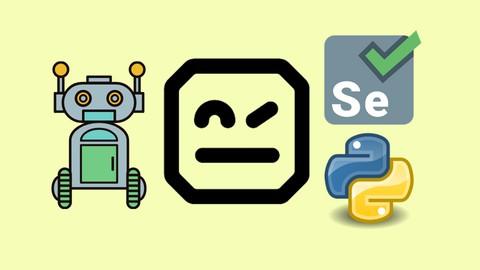 Robot Framework Test Automation (Selenium) with Python