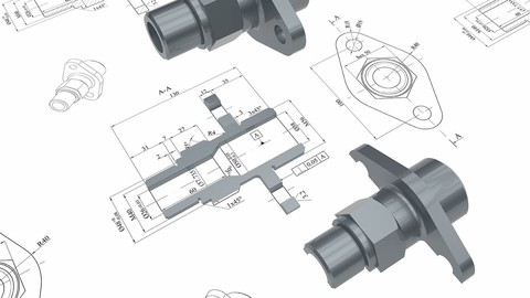 Create Production Drawings For  Models: Solid works Drafting
