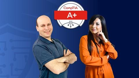 CompTIA A+(220-1001) Preparación de Examen y Simulaciones