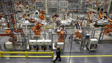 Robótica Industrial - Parametrista de Solda à Resistência