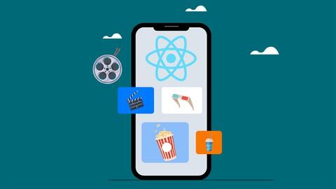 React Native دورة عملية للمبتدئين في انشاء تطبيقات الهاتف