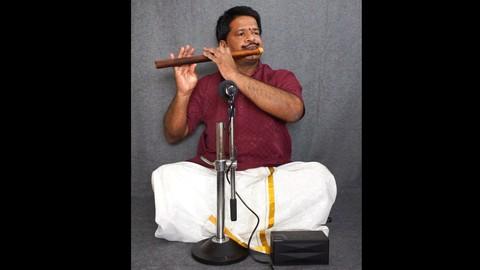 Learn Carnatic Flute | Intermediate Level | Varnams Volume 1