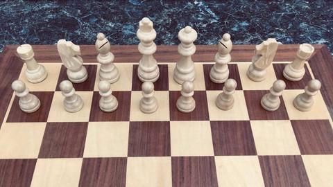 Ajedrez básico 1: Primeros pasos en el ajedrez