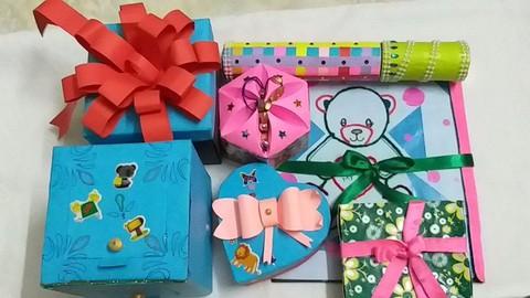 100 Inexpensive Homemade Gift Ideas